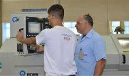 PROGRAMAÇÃO, PREPARAÇÃO E OPERAÇÃO DE TORNO CNC (Inclui CAM)